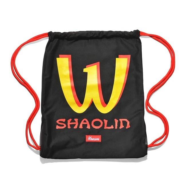 gymsack KREAM - Kream Shaolin Bag Black (0001)
