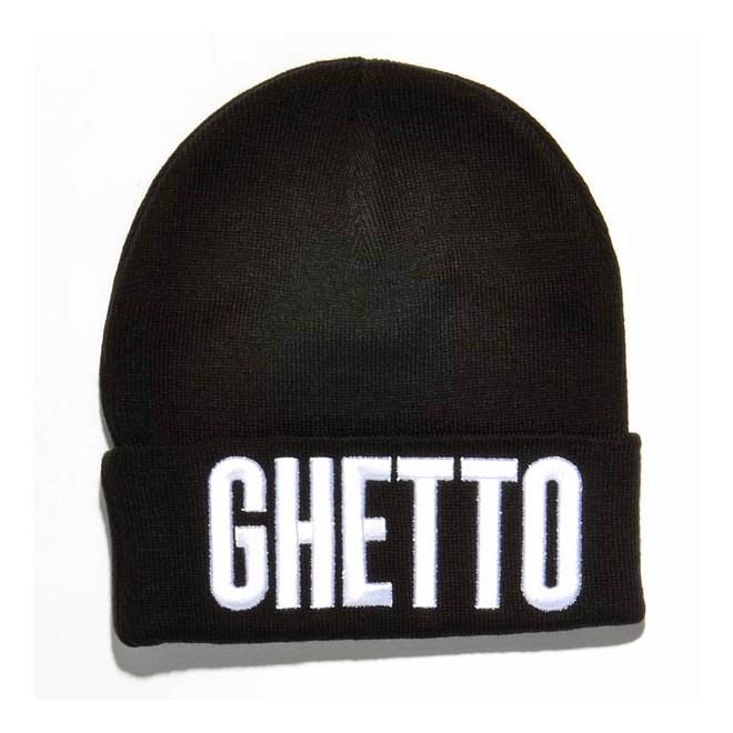 kulich KREAM - Ghetto Black/White (0010)