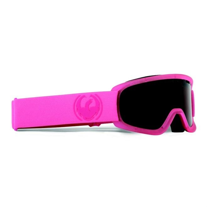snb brýle DRAGON - Lil D Trans Matte Pink Jet (PNK)