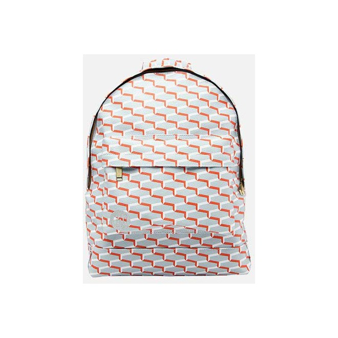 batoh MI-PAC - Links Light Grey/Orange (002)