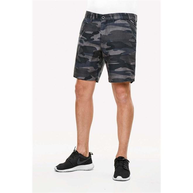 kraťasy REELL - Miami Short Stripe Camouflage (STRIPE CAMOUFLAGE)