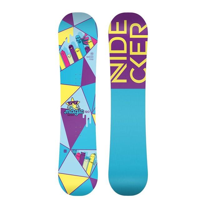 snowboard NIDECKER - Magic Multi (MULTI)