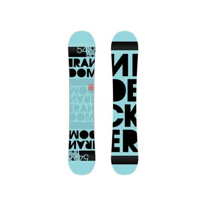snowboard NIDECKER - Random (MULTI)