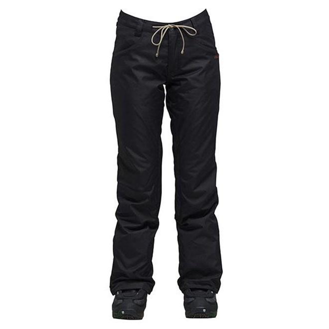 kalhoty NIKITA - CedarPant Black (BLK)