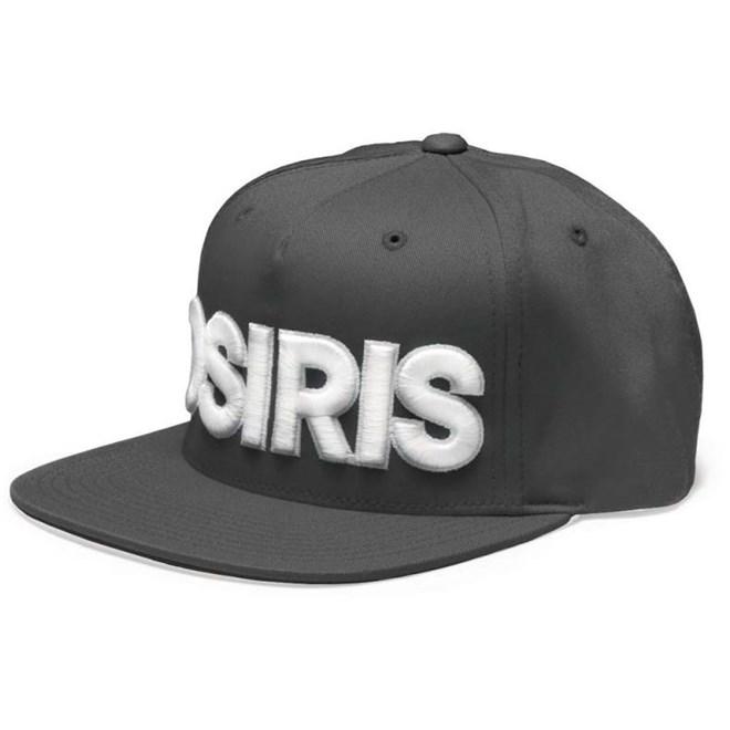 kšiltovka OSIRIS - Snap Back Hat Nyc Chr (A116)