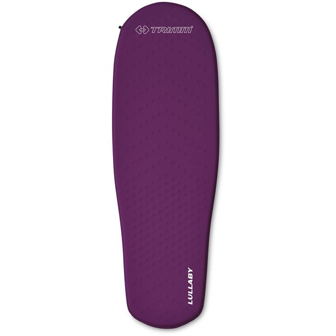 Karimatka TRIMM - Lullaby Purple/Grey (PURPLE GREY)