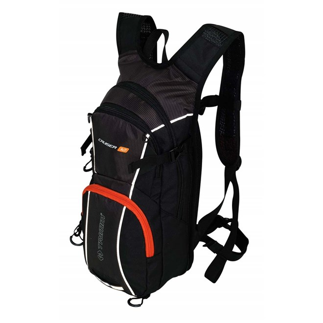 batoh TRIMM - Cruiser 12L Black/Orange (BLACK ORANGE)