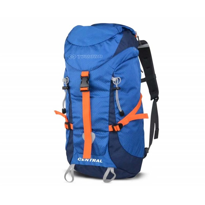 batoh TRIMM - Central Blue/Orange (BLUE-ORANGE)