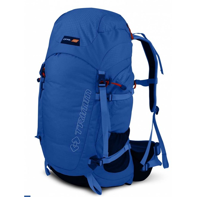 batoh TRIMM - Opal Blue/Orange (BLUE-ORANGE)