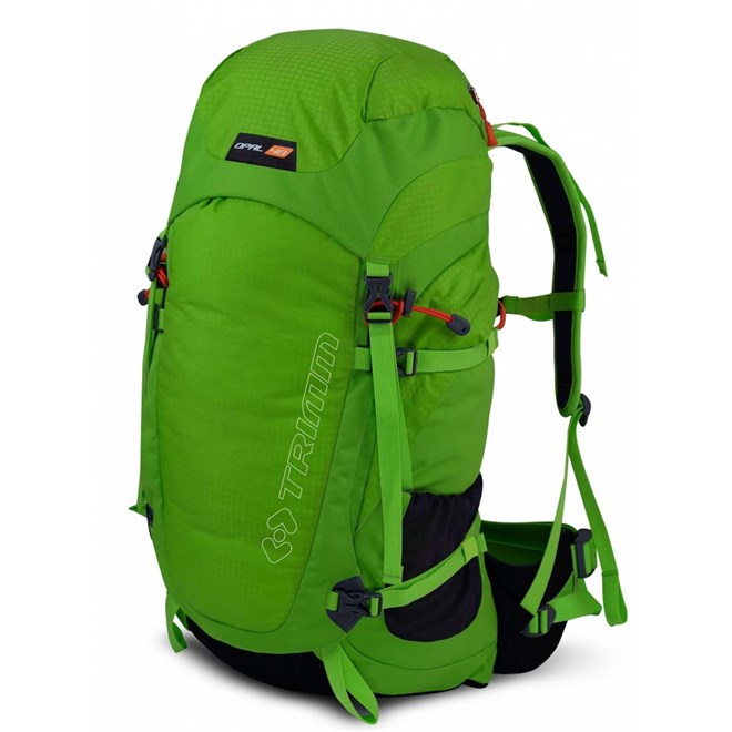 batoh TRIMM - Opal Green/Orange (GREEN-ORANGE)