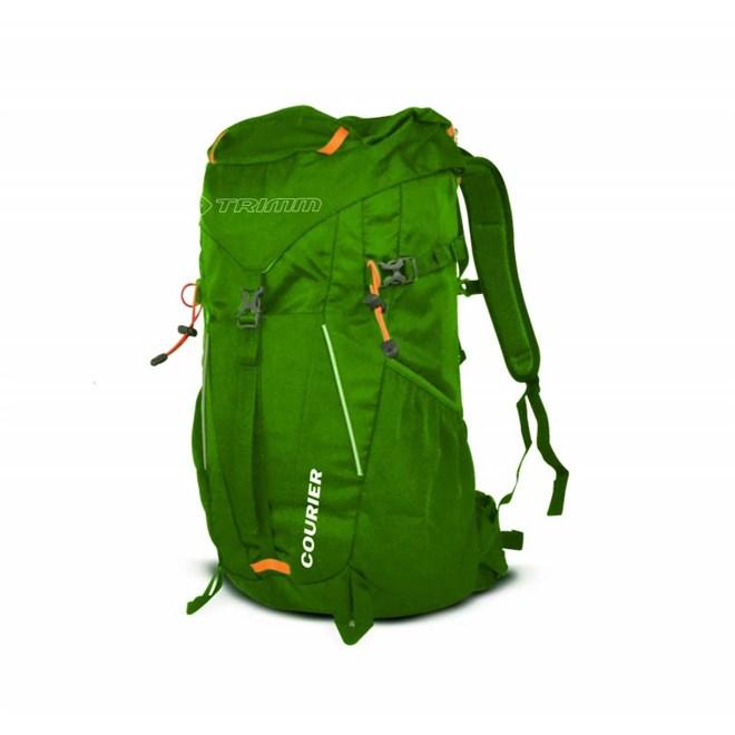 batoh TRIMM - Courier Green/Orange (GREEN-ORANGE)