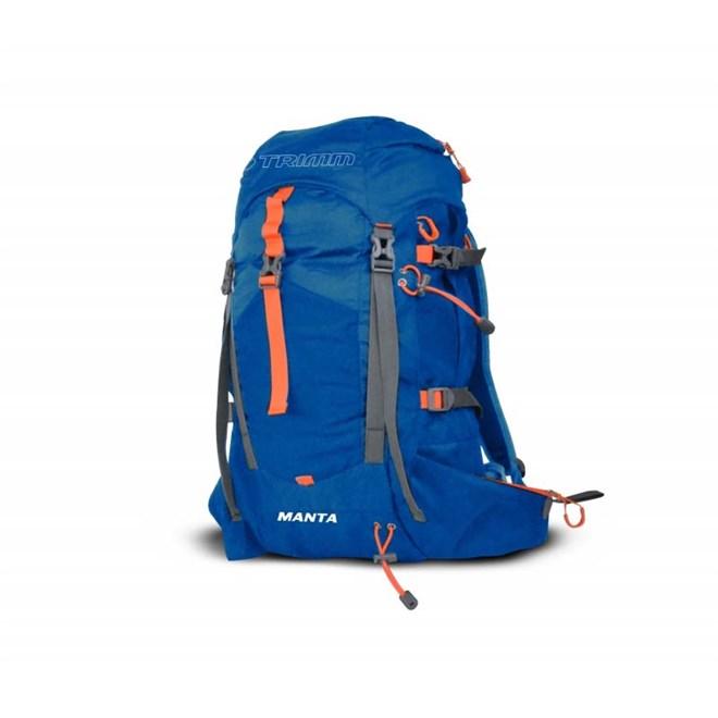 batoh TRIMM - Manta Blue/Orange (BLUE-ORANGE)