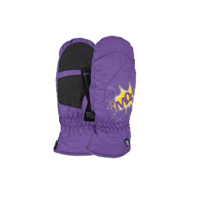 snb rukavice POW - Grom Mitt Purple  (PU)