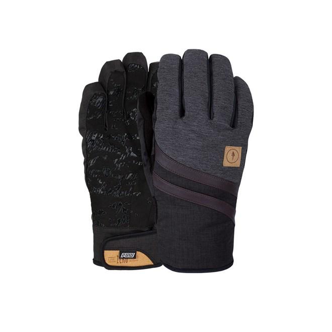 snb rukavice POW - Zero Black  (BK)