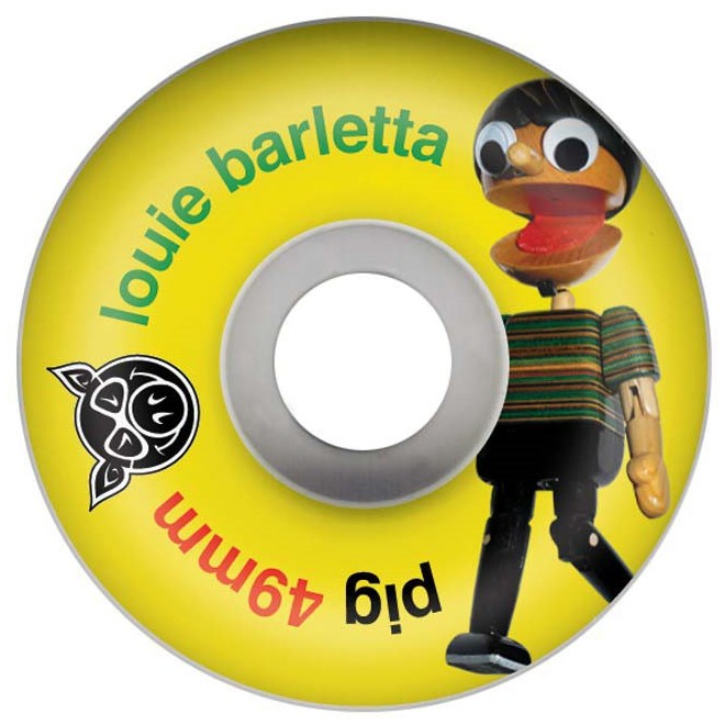 kolečka PIG WHEELS - Barletta Marionette (MARIONETTE)