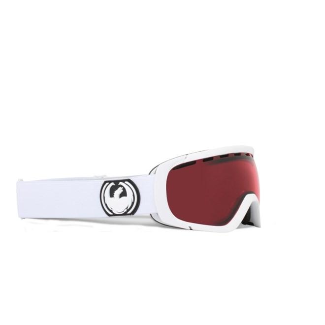 snb brýle DRAGON - Rogue Powder Rose Wht (WHT)
