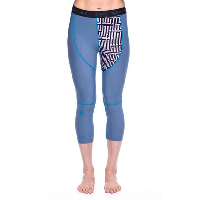 termo prádlo MAJESTY - Shelter Lady Pants Maze (MAZE)