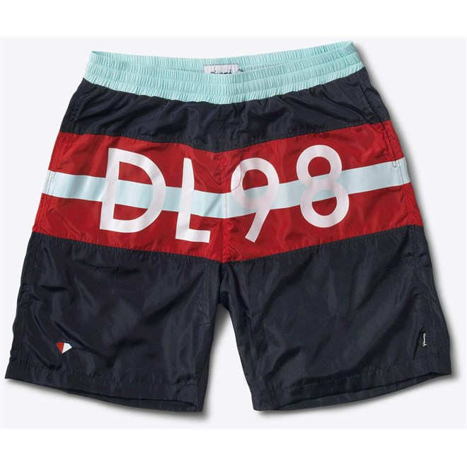 kraťasy DIAMOND - Dlyc Nylon Short Navy (NVY)