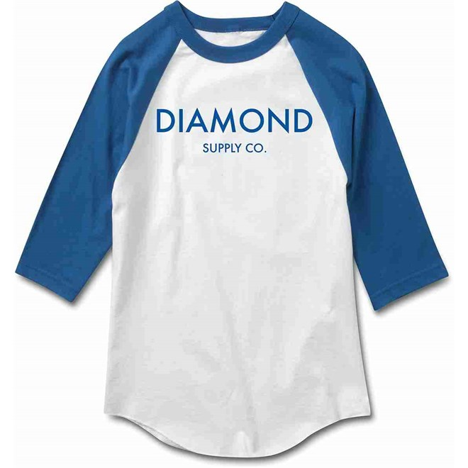 triko DIAMOND - Diamond Classic White Royal (WHRO)