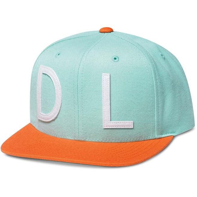 kšiltovka DIAMOND - Dl Diamond Blue Dblu (DBLU)