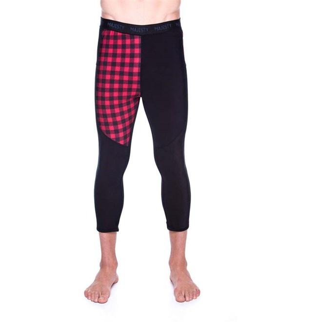 termo prádlo MAJESTY - Surface Pants Lumberjack (LUMBERJACK)