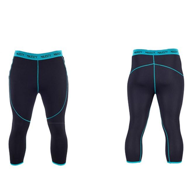 funkční prádlo MAJESTY - Surface Base Layer Pants (BLACK)