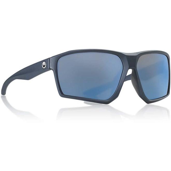 sluneční brýle DRAGON - Tenzig Ion Matte Slate/Blue Ion (035)