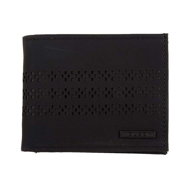 peněženka VOLCOM - Draft Pu Wallet Black (BLK)