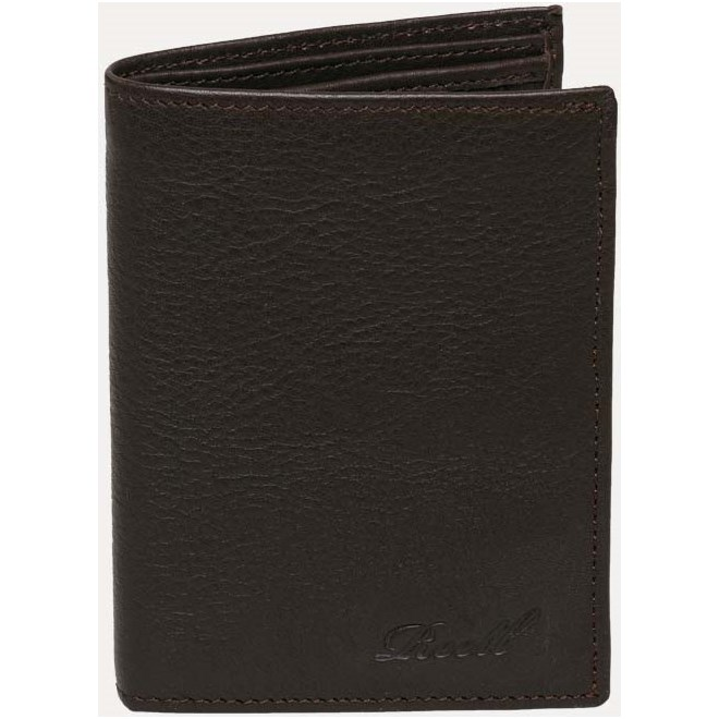 peněženka REELL - Trifold Leather Brown Brown (Brown )