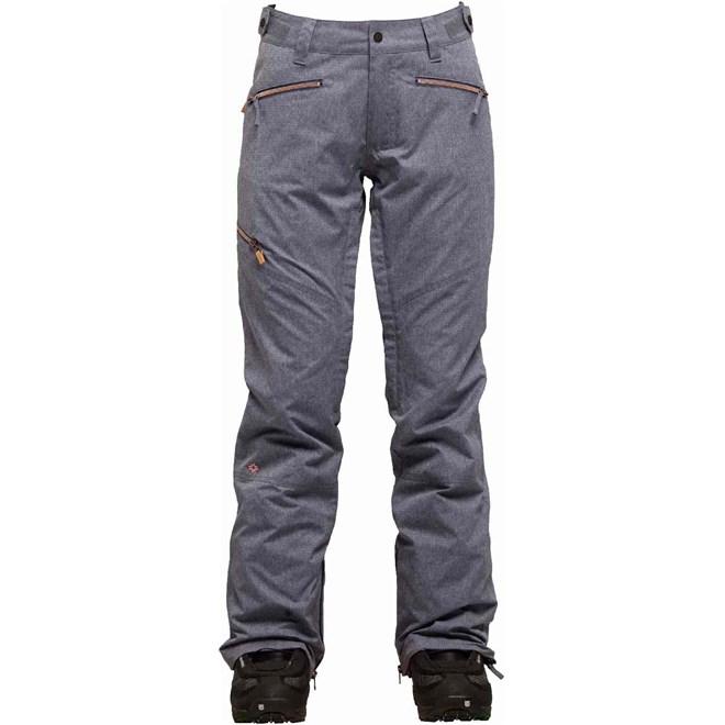 kalhoty NIKITA - WhitePinePantWax Blue (BLU)